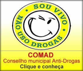 Logo CODEMA - Conselho Municipal Anti drogas - Prefeitura de Monte Belo MG