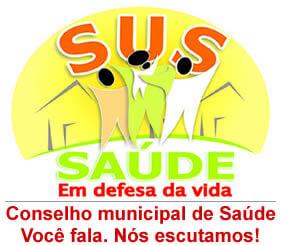 Logo Conselho Municipal de Saúde - Prefeitura de Monte Belo MG