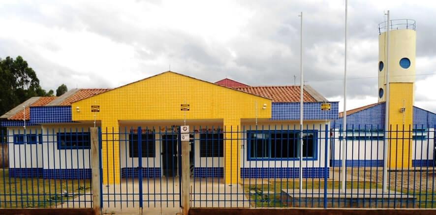 CMEI Hortência Bonelli Bueno - Monte Belo - MG