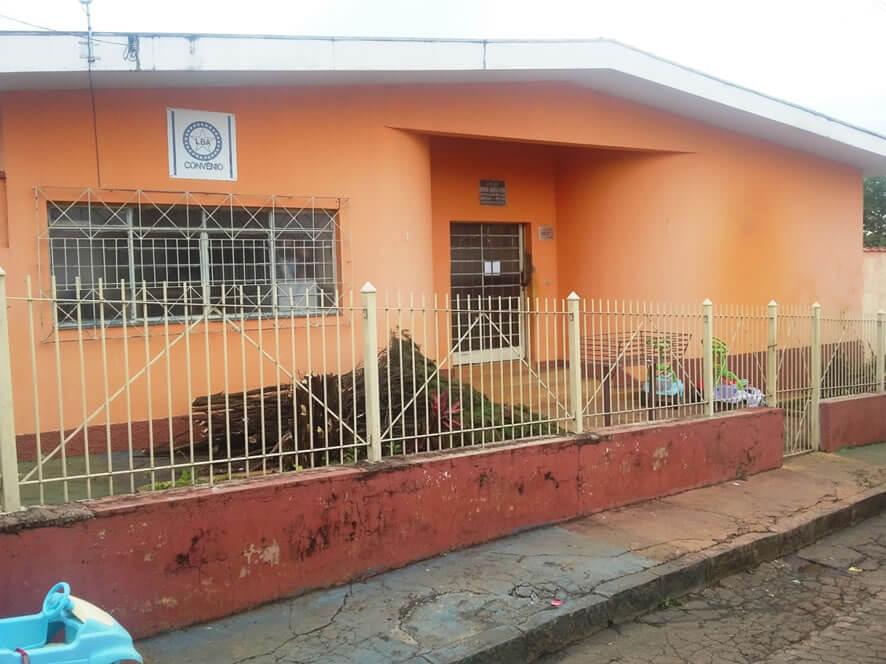 Creche Municipal Orminda Barbosa Vieira - Monte Belo - MG