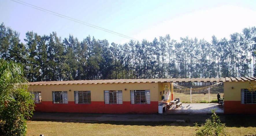 Escola Municipal Dr. Licurgo Leite - Monte Belo - MG