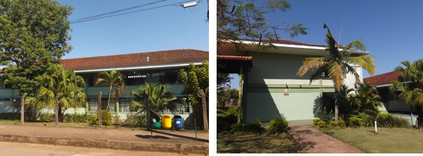 Escola Estadual Frei Levino - Monte Belo - MG